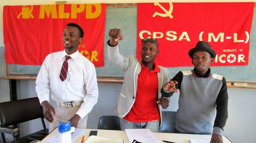 Workshop zum Massaker von Soweto