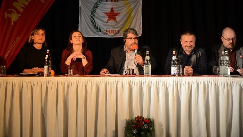 Hochkarätige Veranstaltung zum kurdischen Befreiungskampf
