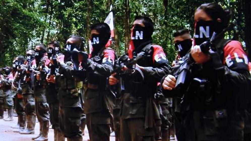 Die zweite aktive Guerillagruppe Kolumbiens - das Nationale Befreiungsheer (ELN) - ist ebenfalls in Friedensverhandlungen (foto: ELN)