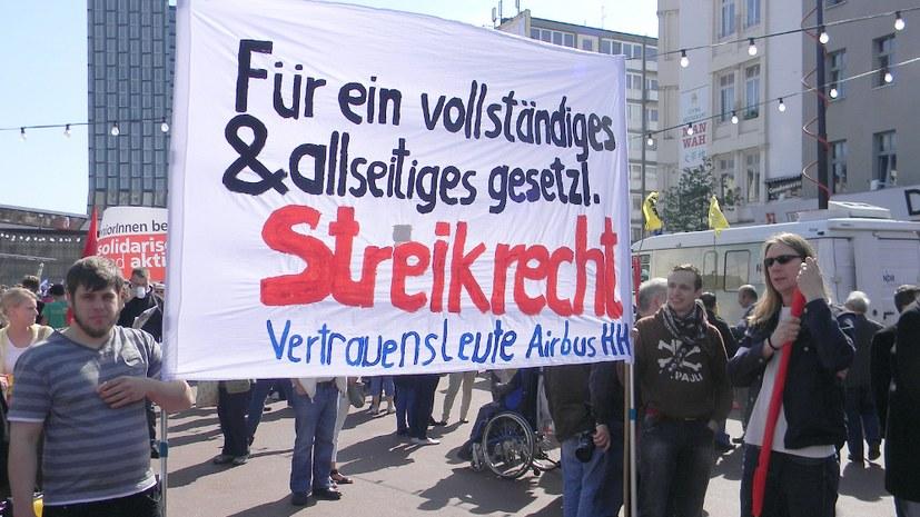 Verfassungsgericht schränkt Streikrecht weiter ein