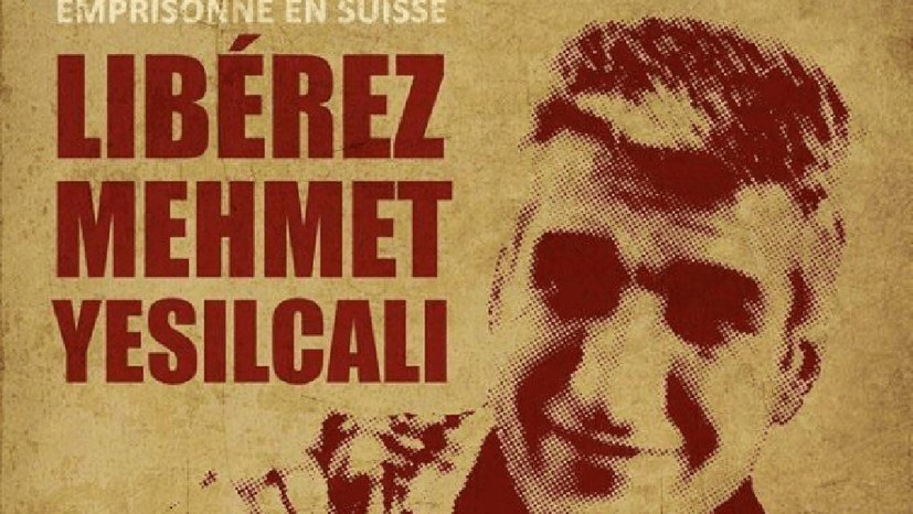Freiheit für Mehmet Yeşilçalı!