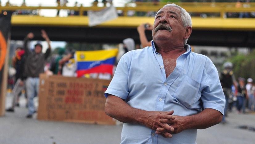 Resolution zu Venezuela