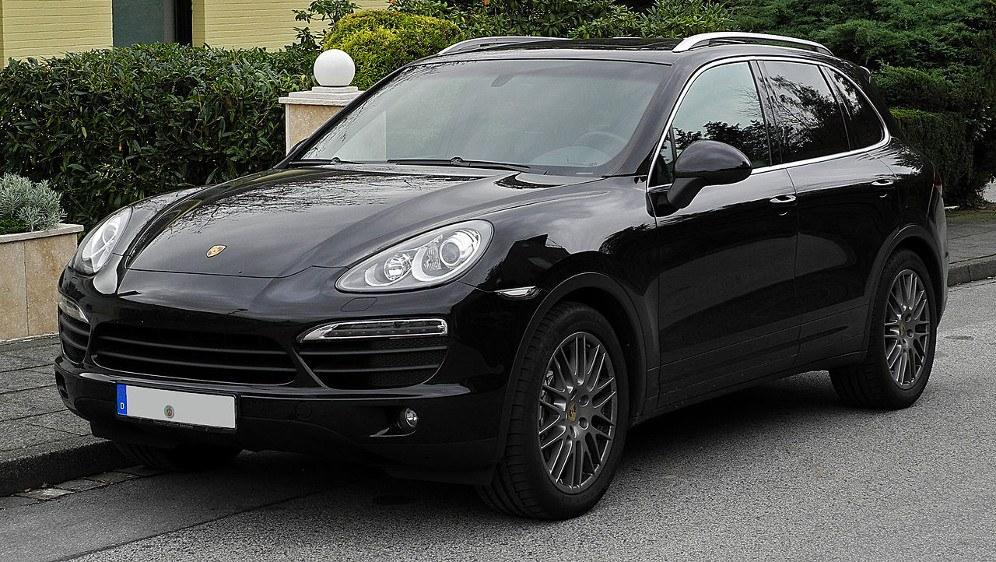 Der Diesel-Version des Porsche-Modells Cayenne wurde jetzt - unter Druck - die Zulassung entzogen (foto: M93 (CC BY-SA 3.0.de))