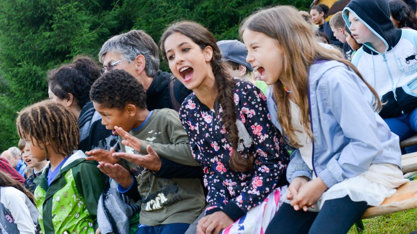 Buntes Programm beim 15. Großen Waldfest in Truckenthal