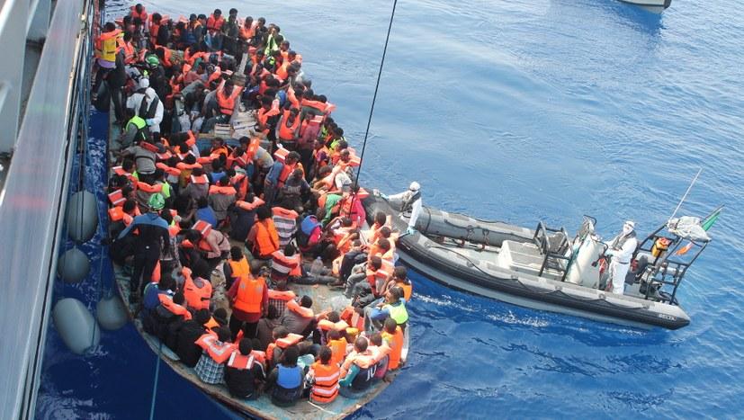 Libyen schießt auf Rettungsschiffe - mit Rückendeckung der EU