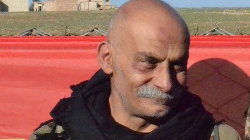 Nubar Ozanyan im Kampf gegen IS gefallen