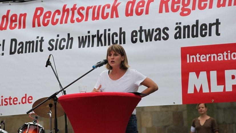 Feuerwerk der Offensive des Internationalistischen Bündnisses - Offener Brief von Gabi Fechtner