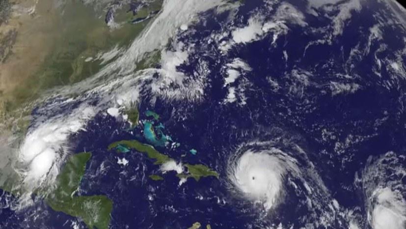 Ein Monster-Sturm nach dem anderen - Umweltkampf kann keine Spaltung brauchen!