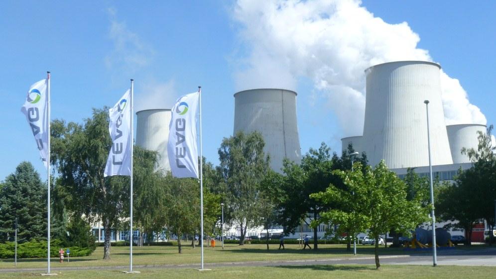 Kraftwerk Jänschwalde (rf-foto)