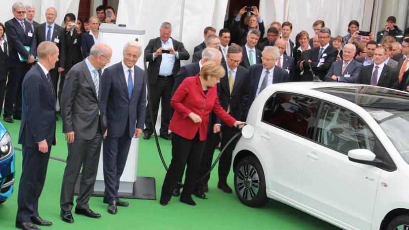 """""""Kleiner Diesel-Gipfel"""": Typisch Merkel"""