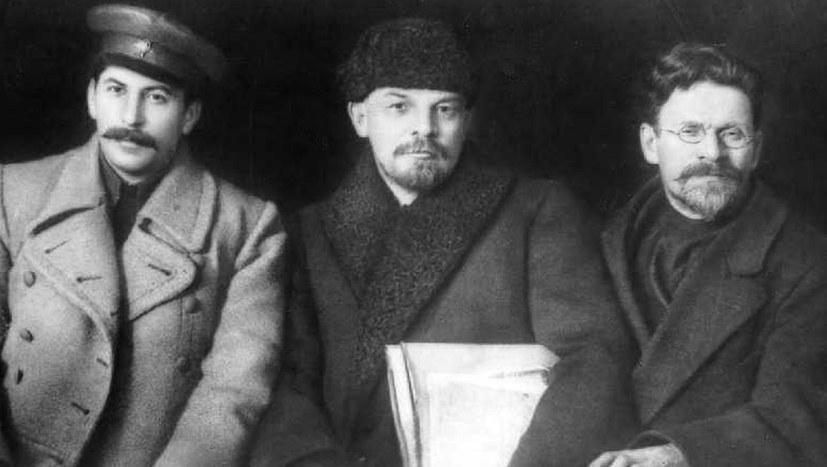 Premierenabend zum Lenin-Film