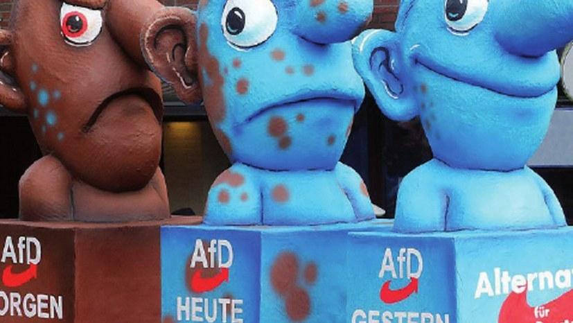 Zunehmende Kritik an AfD-Wahlkampf
