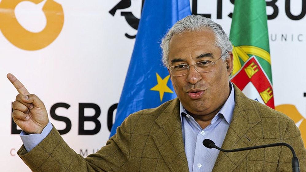 Unter Druck: Portugals Ministerpräsident Antonio Costa (foto: FrLiss (CC BY-SA 3.0 unported))