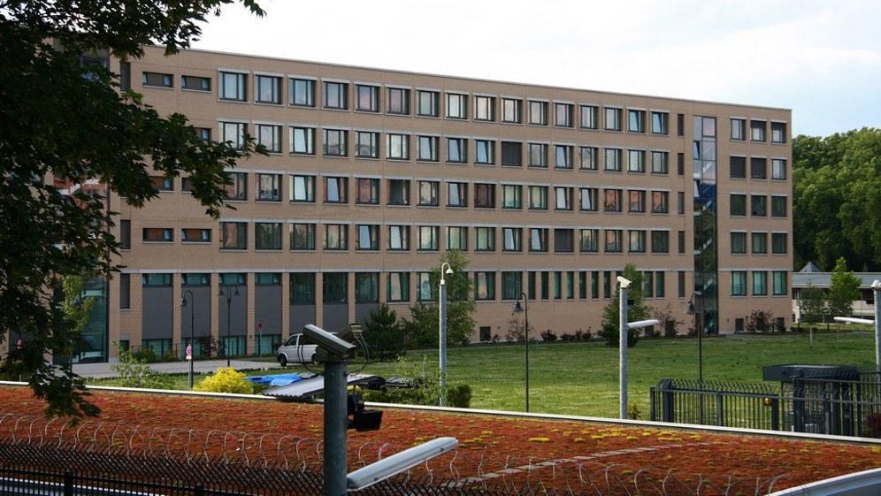 Neues Gebäude des Bundesamts für