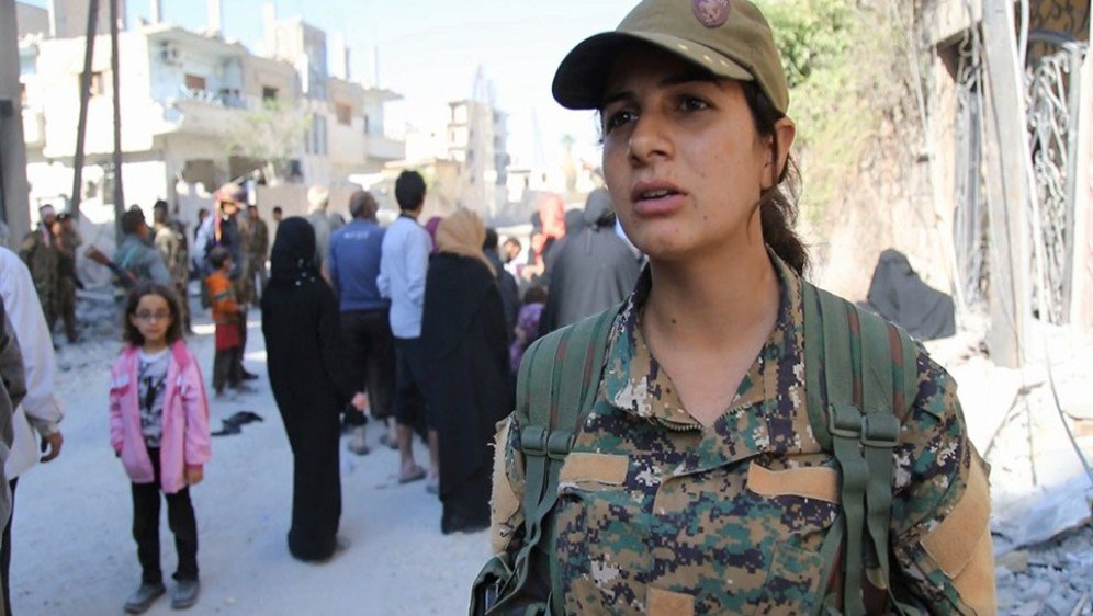 Raqqa steht unmittelbar vor der vollständigen Befreiung vom IS