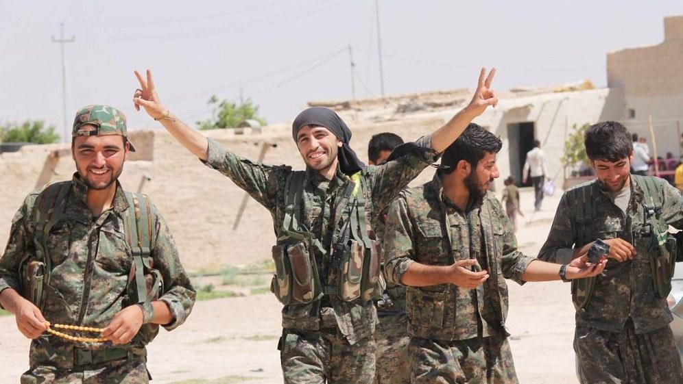YPG-Kämpfer (foto: ANF)