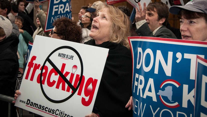 Weltweiter Anti-Fracking-Tag am 14. Oktober