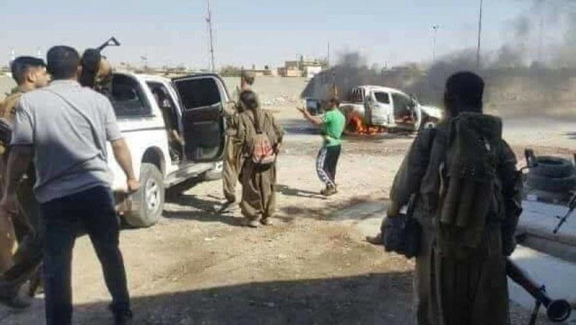 Irakische Armee und Verbündete greifen Kirkuk an