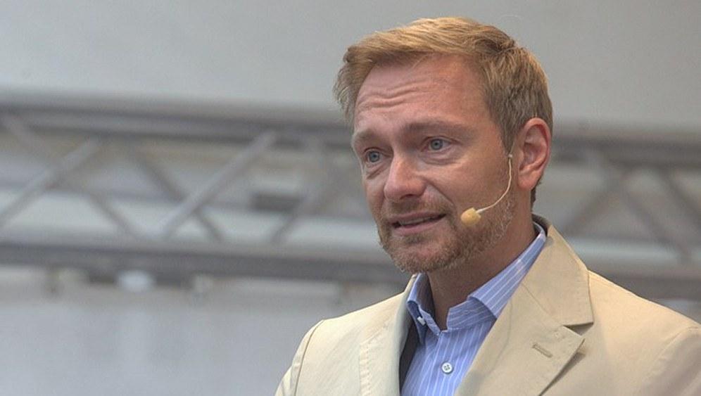 Uneinigkeit: Politiker wie FDP-Chef Christian Lindner stellen Bedingungen für