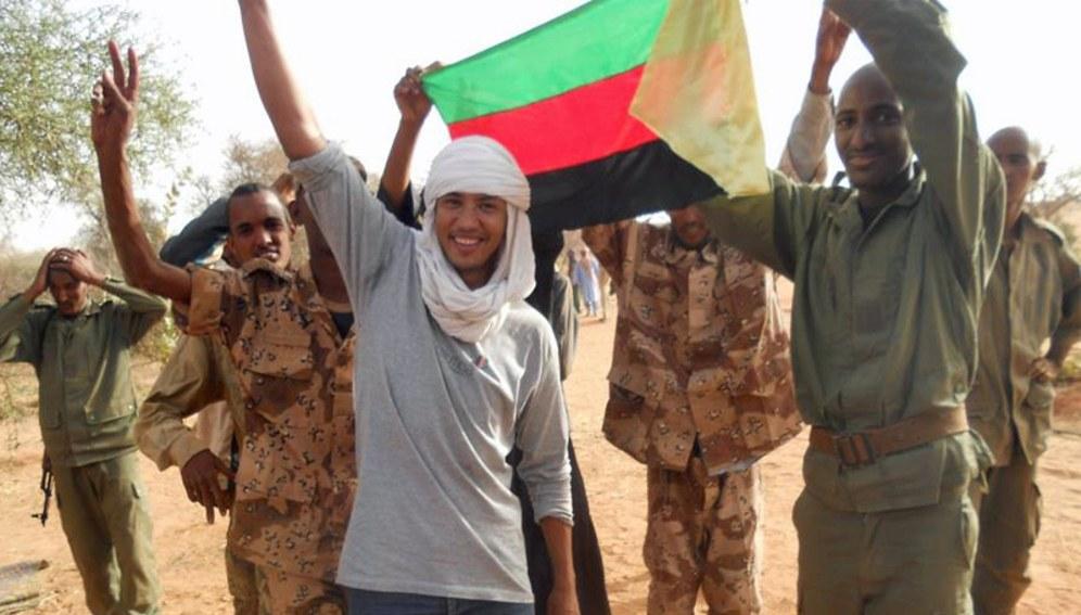 Touareg-Rebellen in Mali (foto:  www.magharebia.com (CC BY-SA 2.0))