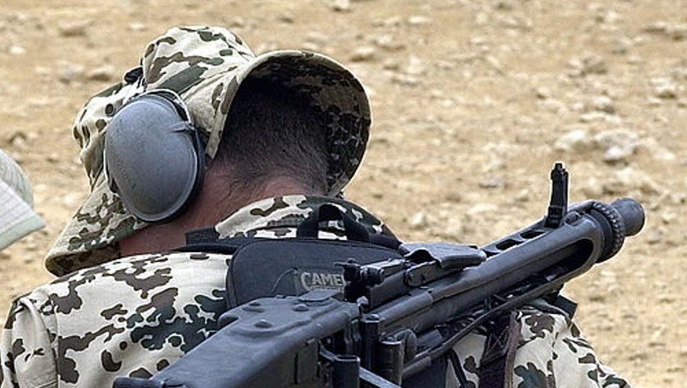 Werbefeldzug der Bundeswehr für imperialistische Ziele