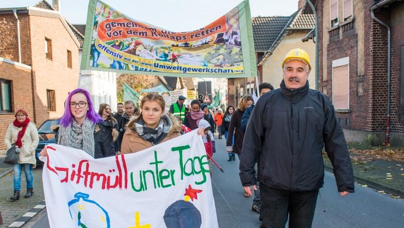 Vielfältiger Protest - kämpferische Richtung in der Umweltbewegung stärken!