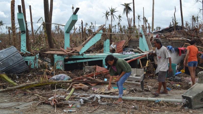 """,,Auf den Spuren von Yolanda – dem Super-Taifun Haiyan"""""""