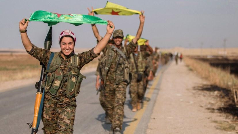 Initiative Ökologischer Wiederaufbau in Kobanê/Rojava (Syrien)