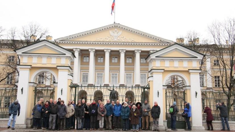 Sankt Petersburg / Leningrad – so viele Eindrücke