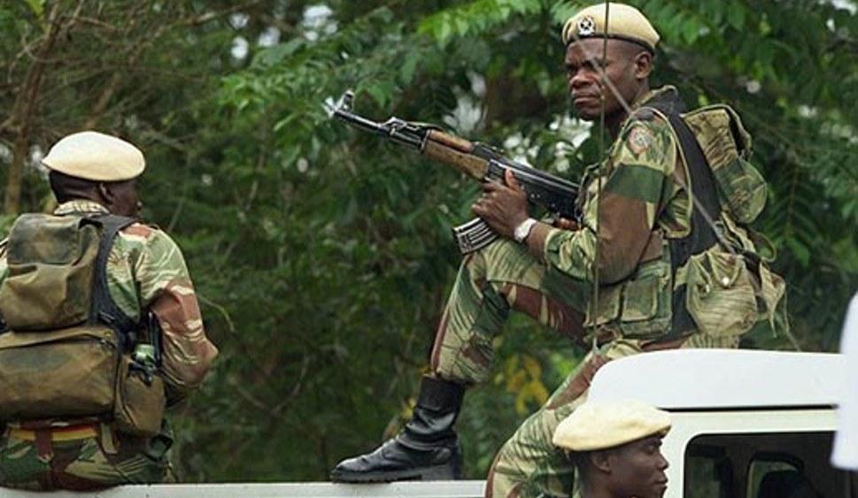 In Simbabwe hat das Militär geputscht (foto: privater Blog)