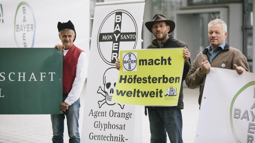 "Glyphosat-""Alleingang"" vertieft offene politische Krise"