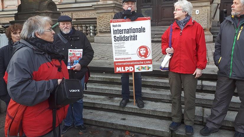 Hamburger Gericht gibt Volker Becks Schmutzkampagne gegen die MLPD seinen Segen