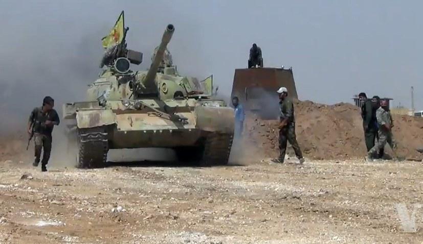 """Warum Erdogan jetzt die YPG """"vernichten"""" will"""