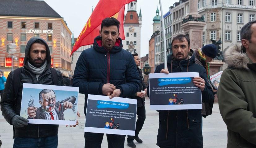 Weitere Proteste gegen Angriff auf Efrîn