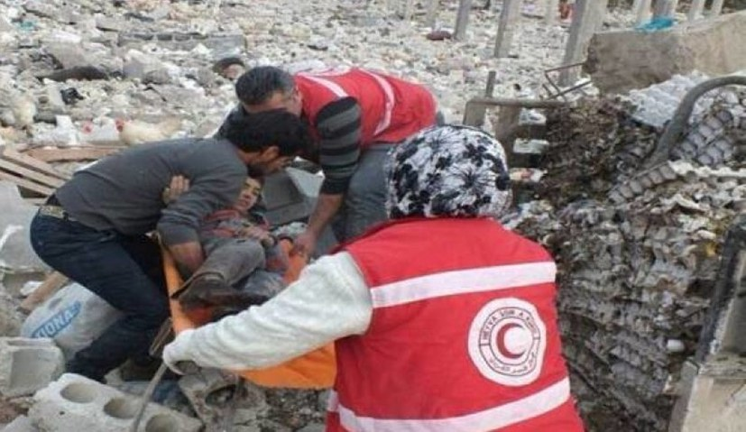 Türkisches Militär tötet Zivilisten