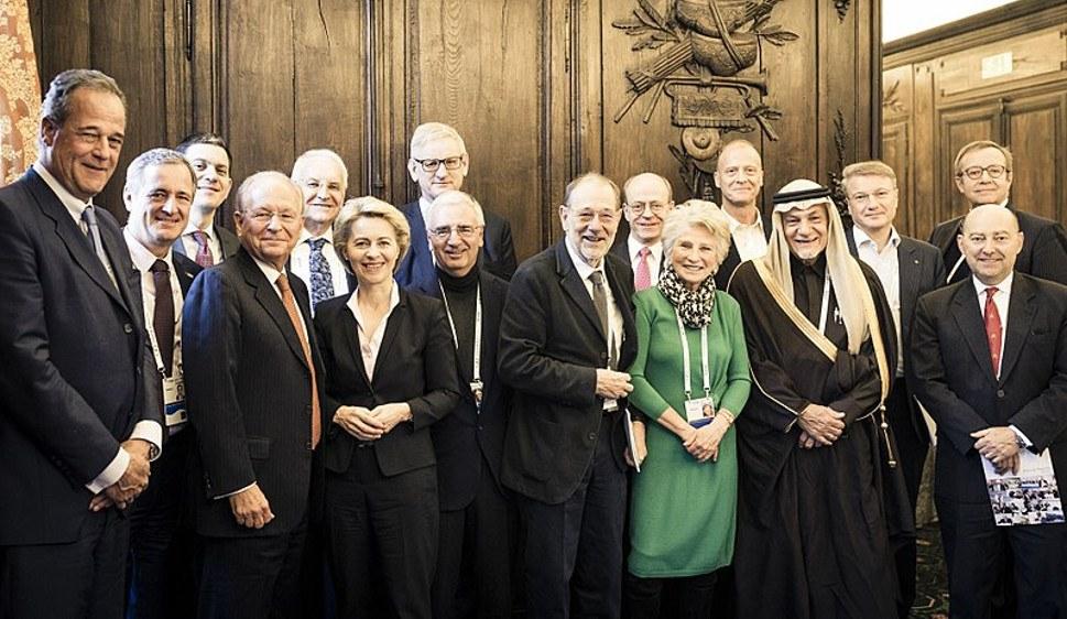 Die versammelten imperialistischen und neuimperialistischen Politiker im Jahr 2017 (foto: Kuhlmann /MSC (CC BY-SA 3.0)