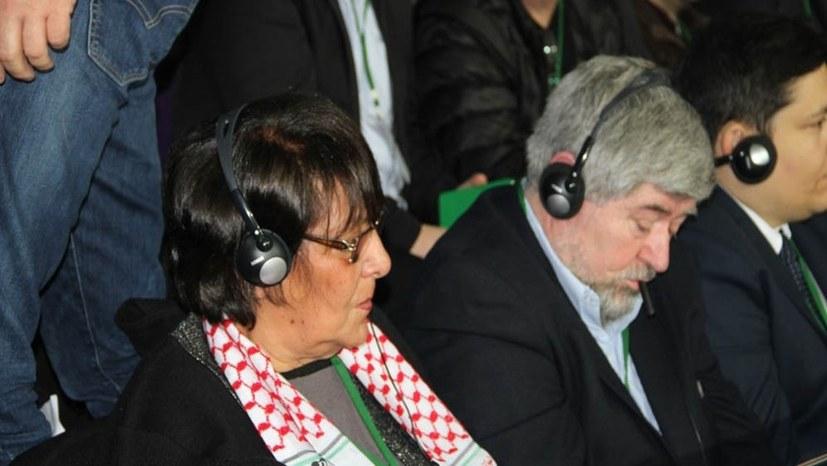 Palästina-Solidarität mit kurdischem Freiheitskampf