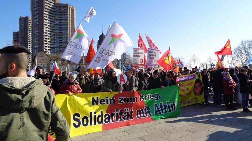 """""""Die internationale Solidarität muss noch viel größer werden!"""""""