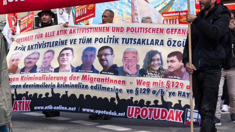 Am 1. Mai 2017 in München (rf-foto)