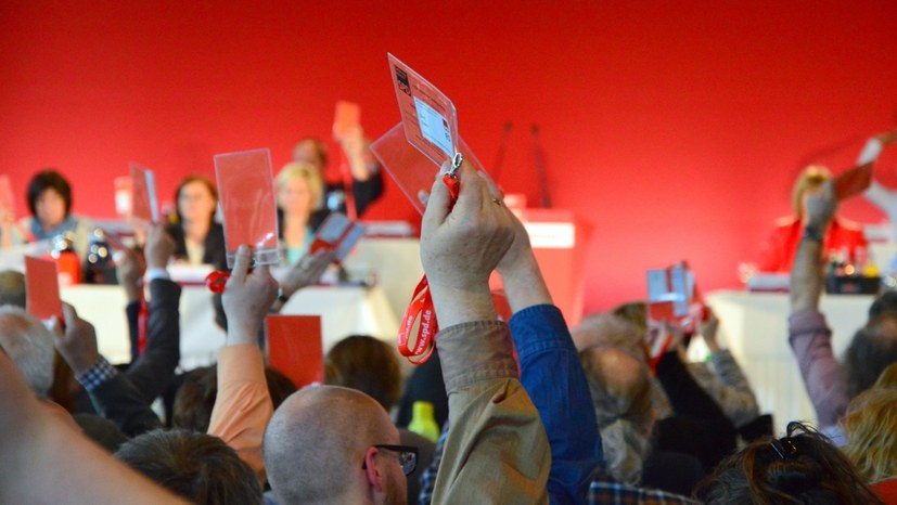 Was hat die Basis in der SPD wirklich zu sagen?