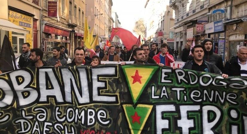 Faschistisches Militär der Türkei steht kurz vor Efrîn - Widerstand und internationale Solidarität verstärken sich