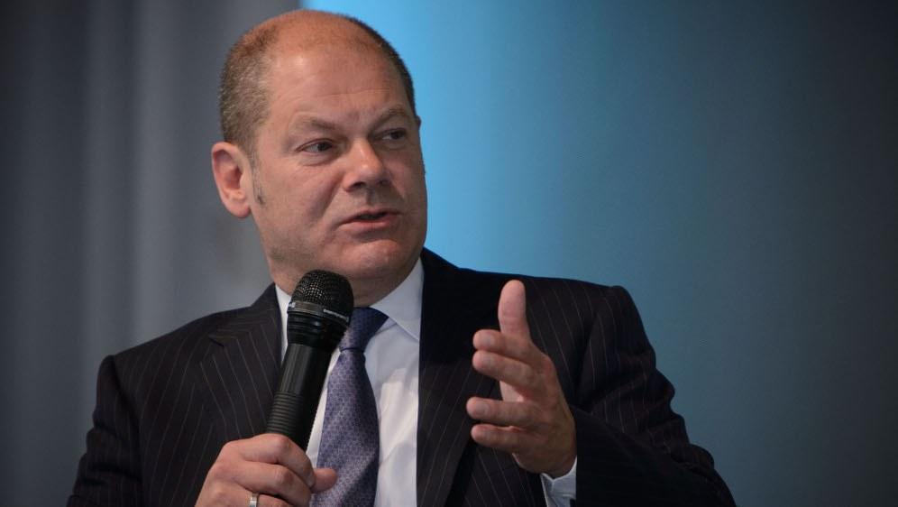 Auch Vizekanzler Olaf Scholz (SPD) gibt sich moderat - dass er ein knallharter Monopolpolitiker ist, bewies er zuletzt beim Hamburger G20-Gipfel (Foto: Heinrich-Böll-Stiftung)
