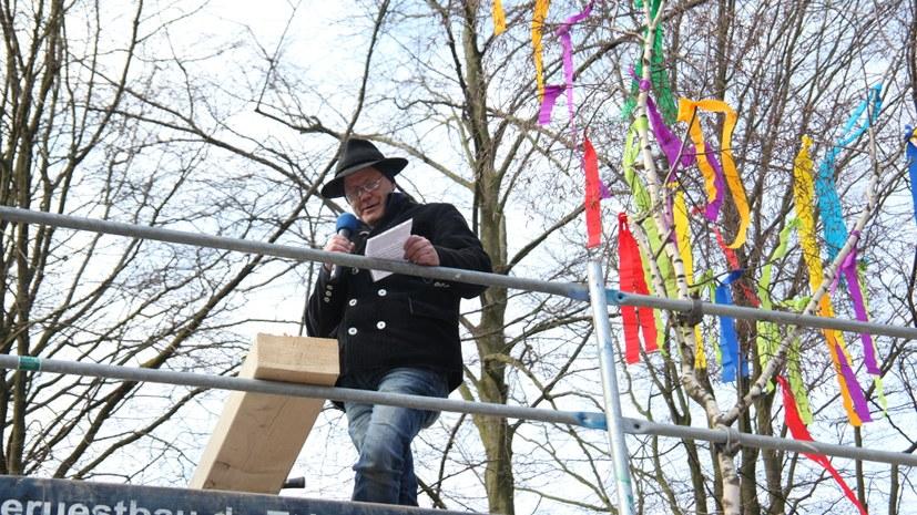 """Richtfest in der """"Horster Mitte"""""""