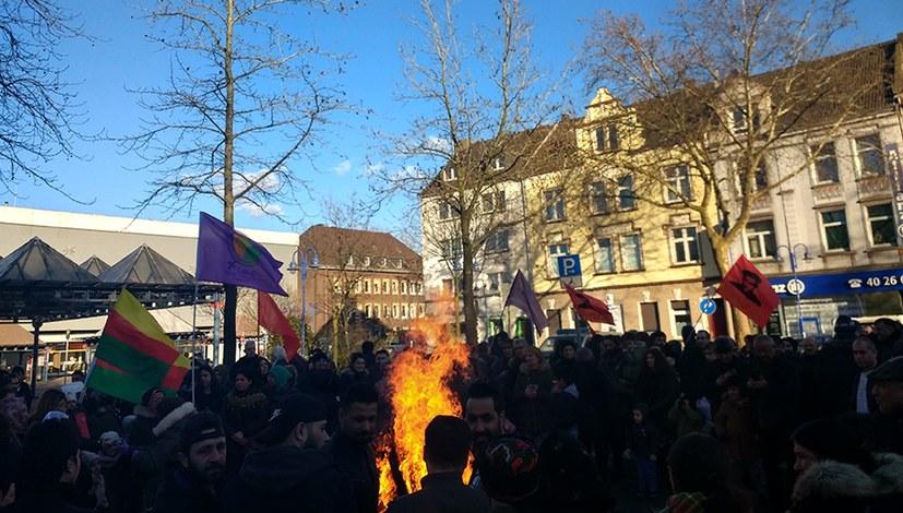 An der erfolgreichen Kobanê-Solidarität angeknüpft