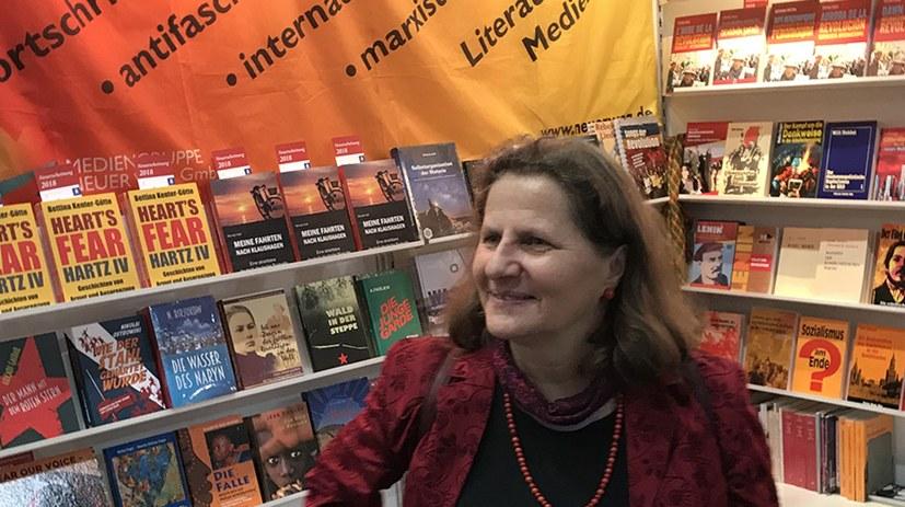 Buchmesse: Verlag Neuer Weg zieht positive Bilanz
