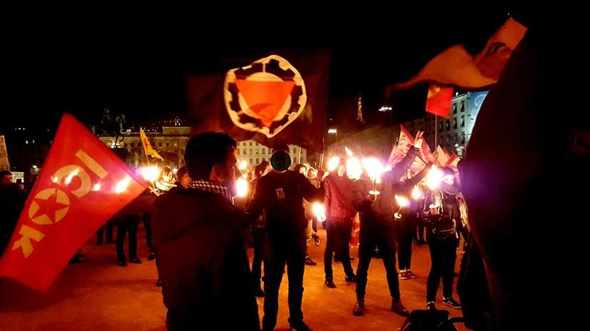 Efrîn-Solidarität fester Bestandteil der fortschrittlichen Öffentlichkeit