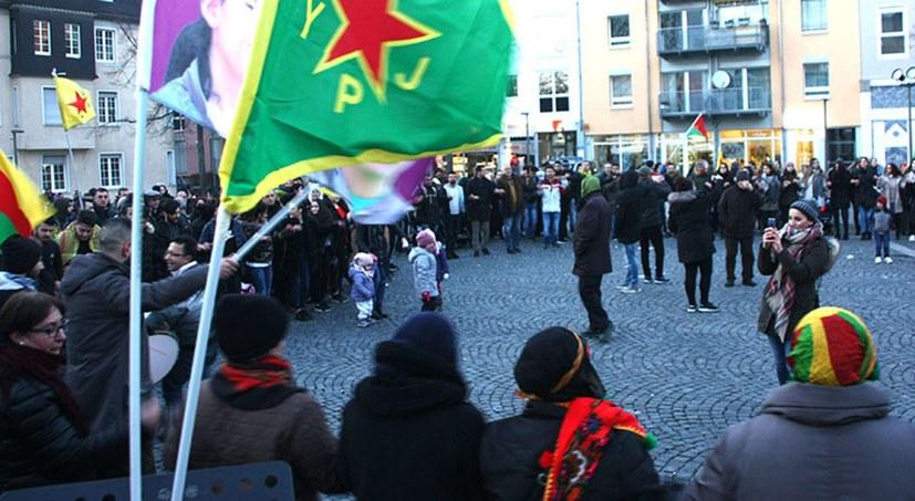 Gießener Bündnis für Frieden in Afrin