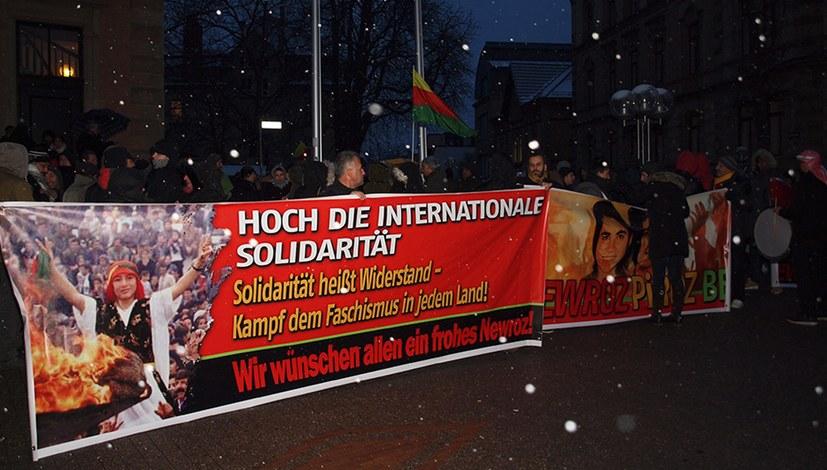 Newroz-Fest in Ludwigsburg