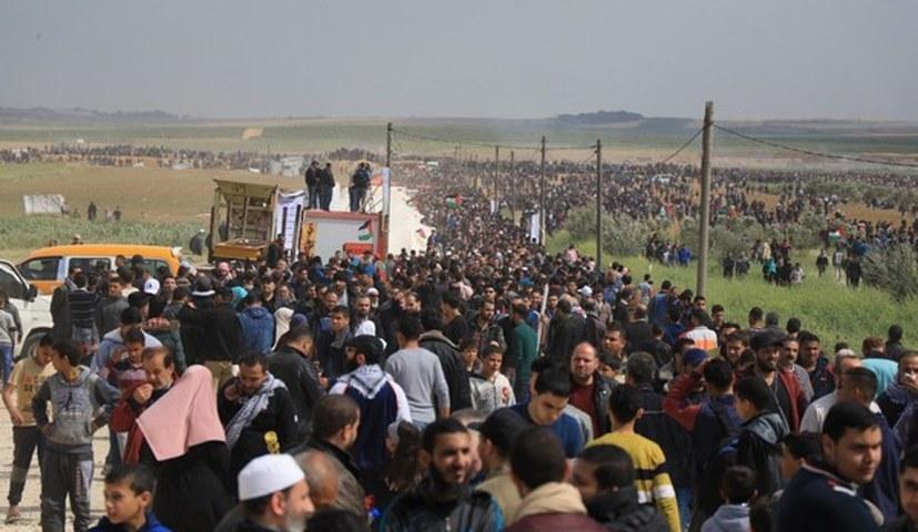 """Marsch der Rückkehr"": Israels Armee tötet 17 Demonstranten"