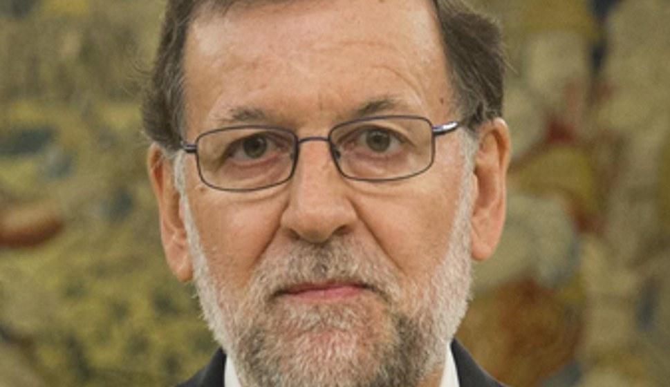 Mariano Rajoy hat seinen Arm offenbar auch in Deutschland (foto: Gobierno de España)